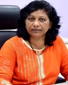 Madam Fatima, Associate Professor of Commerce